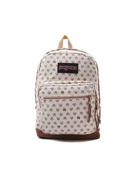Jan Sport Right Pack Expressions Luxe Minnie Backpack by Jan Sport