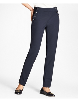 Sailor Pants by Brooks Brothers