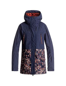 Tribe Hooded Jacket   Women's by Roxy