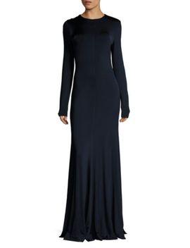Felicitina Ruffle Hem Dress by Theory