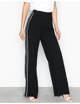 Side Striped Pants by Nly Trend