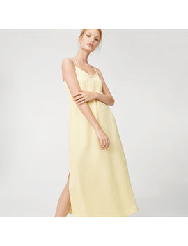 Sarana Slip Dress by Club Monaco