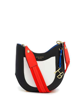 West 57th Mini Color Blocked Crossbody Hobo West 57th Mini Color Blocked Crossbody Hobo by Henri Bendel