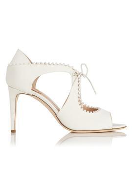 Ellena Ivory Formal Sandals by L.K.Bennett
