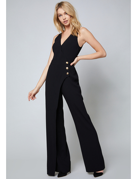 Vivian Sailor Jumpsuit by Bebe