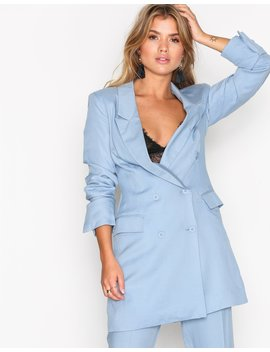 Double Up Blazer by Nly Trend