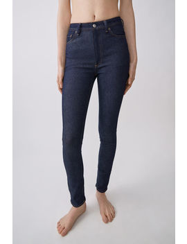 Peg Indigo by Acne Studios