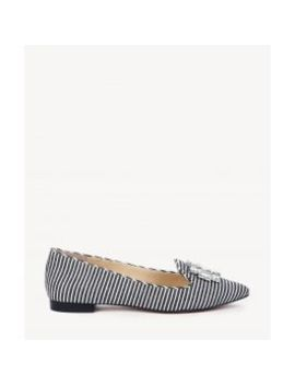 Libry   Bejeweled Flat by Sole Society