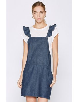 Mikki Denim Dress by Joie