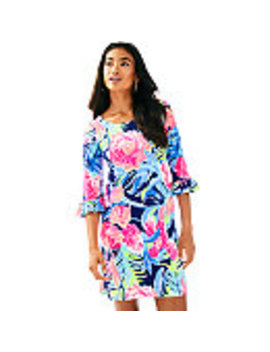 Upf 50+ Sophie Ruffle Dress by Lilly Pulitzer