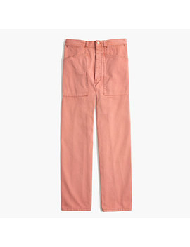 Madewell X As Ever™ Brancusi Pants by Madewell