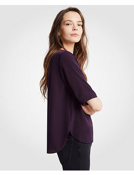 Easy Tee by Ann Taylor