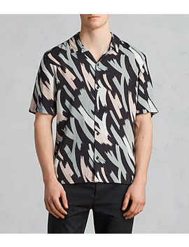 Rope Short Sleeve Shirt by Allsaints