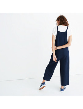 Knit Tie Strap Overalls by Madewell