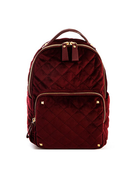 scarlet-quilted-velvet-backpack by bungalow-20