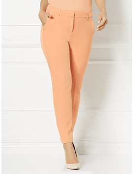 Eva Mendes Collection   Selby Ankle Pant by New York & Company