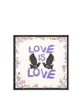 Love Doves Bandana by Rebecca Minkoff