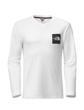 Men's Long Sleeve Fine Tee by The North Face