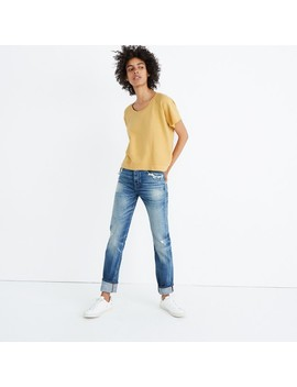 Madewell X As Ever™ Short Sleeve Sweatshirt by Madewell