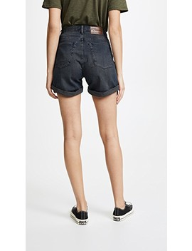 high-waist-legend-shorts by one-teaspoon