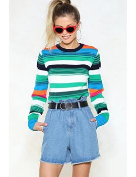 stripe-lucky-sweater by nasty-gal
