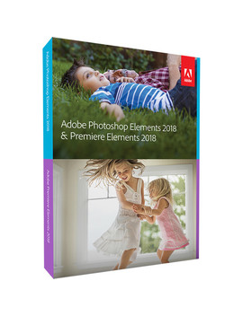 Photoshop Elements &Amp; Premiere Elements 2018 (Mac &Amp; Windows, Disc) by Adobe