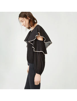 Ribbone Top by Club Monaco