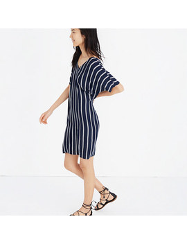 Striped Plaza Dress by Madewell