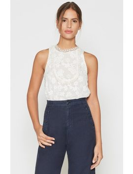 Rayce Lace Top by Joie