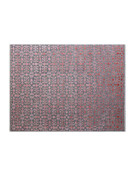 Barnaby Hand Knotted Rug, Blush by One Kings Lane
