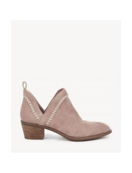 Nikkie   Braided Bootie by Sole Society