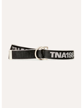 Leslie Web Belt by Tna