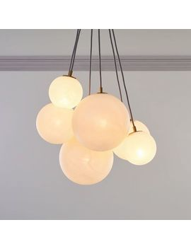 Zenith Chandelier by West Elm