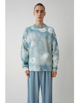 Fellke Bleach Teal by Acne Studios