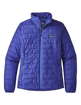 Womens Nano Puff Jacket by Patagonia
