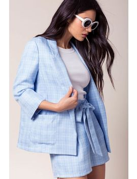 Chloe Tailored Blazer by A'gaci