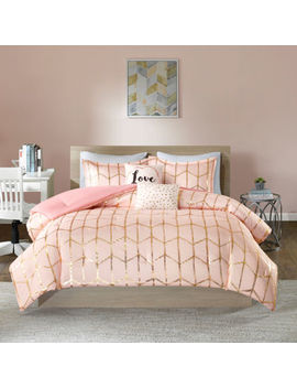 Intelligent Design Khloe Comforter Set by Intelligent Design