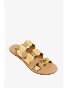 Pot Of Gold Sandal by A'gaci
