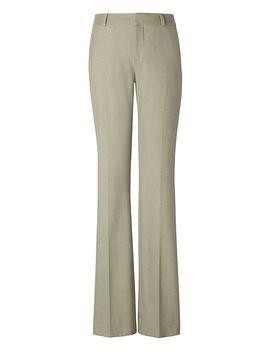 Logan Trouser Fit Herringbone Pant by Banana Repbulic