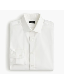 Stretch Ludlow Shirt In Solid by J.Crew