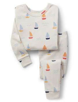 Organic Boat Sleep Set by Gap