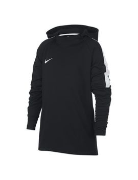 Nike Dri Fit Academy Older Kids' (Boys') Football Hoodie. Nike.Com Gb by Nike