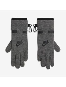 Nike Sportswear Tech Fleece Kids' Gloves. Nike.Com Gb by Nike