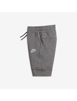 Nike Tech Fleece Younger Kids' (Boys') Shorts. Nike.Com Gb by Nike
