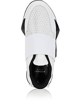 Mixed Material Sneakers by Givenchy