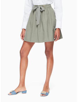 twill-skirt by kate-spade