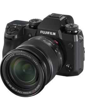 X H1 Mirrorless Digital Camera With 16 55mm Lens Kit by Fujifilm