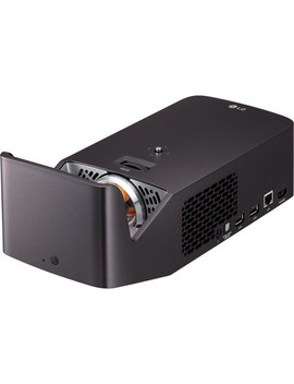 Pf1000 Uw Ultra Short Throw Full Hd Dlp Home Theater Projector by Lg