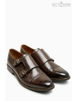 Burnished Monk Strap by Next