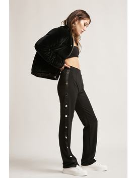 Grosgrain Tearaway Trousers by F21 Contemporary